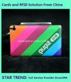 RFID Marken-Epoxidharz/Viereck volle Farben-HF-13.56MHz/