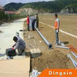Fornecedor que que importa a luz de rua solar do diodo emissor de luz de China