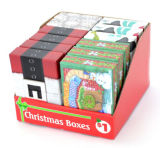 صنع وفقا لطلب الزّبون [هيغقوليتي] [جفت بوإكس] صغيرة ورقيّة لأنّ عيد ميلاد المسيح