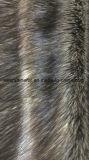 Новые имитация меха животных поддельные мех ткани для одежды и обуви/Red Hat/зерноочистки/игрушка