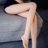 Certificación CE 140 cm de Asia silicona muñeca del sexo real