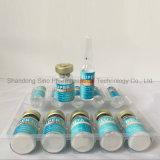 Super Huid Gluta die Glutathione 10vials+10AMPS voor Injectie 300mg witten