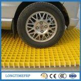 Bester Auto-Wäsche-kratzender Fußboden der QualitätsFRP