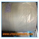 tejido 30GSM de la fibra de vidrio de la anchura de los 20cm para el tubo