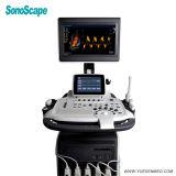 Medizinische Krankenhaus Sonoscape S40 3D 4D Farben-Doppler-Ultraschall-Geräte