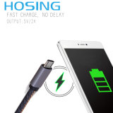 Samsung iPhone USB 케이블을%s 베스트셀러 데님 USB 자료 전송 충전기