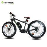 vélo électrique de MI position d'entraînement 8fun