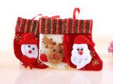 Palmilha de Natal personalizados de Natal de pelúcia HAT
