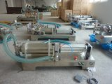 Máquina de rellenar líquida semiautomática para la máquina de rellenar del embalaje