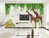 最も売れ行きの良い製品PVC自由な印刷できる壁紙