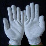 Nylon de vente/coton chaud/gants tricotés par polyester sur le marché de la Corée