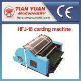 De Kaardende Machine van de Vezel van de polyester (hfj-18)