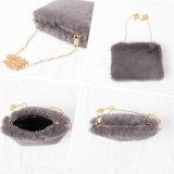 Do luxuoso Chain da bolsa das senhoras do estilo do lazer do saco de Crossbody das mulheres novas saco material do estilo