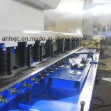 Machine de tonte de commande numérique par ordinateur de faisceau hydraulique d'oscillation de l'acier doux 8*6000 de QC12k avec le contrôleur d'E21s