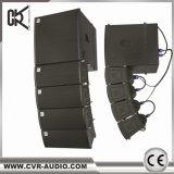 Partei-Lautsprecher-aktive Lautsprecher 500watt angeschaltene Subwoofer Zeile Reihe