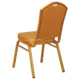 Штабелирующ алюминиевый стул банкета гостиницы трактира венчания (JY-B08)