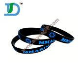 Wristband su ordinazione della gomma di silicone di promozione da vendere