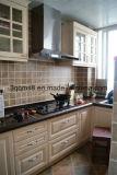 Halbkundenspezifische Küche-Schränke