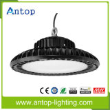 Luz elevada energy-saving do louro do diodo emissor de luz do UFO 100With150With200W