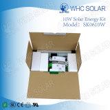 Kit solare economizzatore d'energia 10W portatile con la lampadina di 4PCS LED