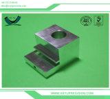Componentes de trituração fazendo à máquina aeroespaciais do CNC do produto de Shenzhen