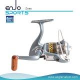 Zoeyの回転の巻き枠の淡水の10+1年のBbのビッグ・ゲームの釣り道具