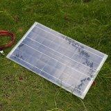 Celda Solar monocristalino de 40 W 12V panel solar flexible