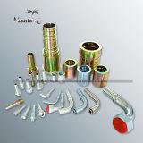 Montaggio idraulico di tubo flessibile & dell'adattatore