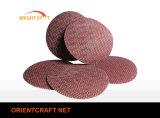 Disco de fibra de tela de esmeril óxido de aluminio