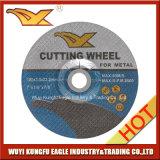 Истирательный режущий диск для металла