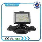 para iPhone soporte de coche, portátil extraíble titular de coche para iPhone / GPS Garmin