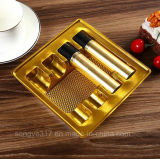 O PVC Gold-Plated Bliater Cosméticos Complementares