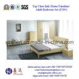 إيطاليا أثاث منزلي الكبار سرير نوم الأثاث الخشبي (F20 #)