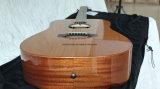 """Guitarra arqueada traseira de Dreadnought da alta qualidade 41 """""""