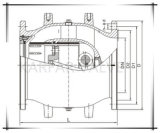 Tipo di spruzzatura multiplo assiale multifunzionale dei fori della valvola di regolazione del tuffatore (GLH342X)