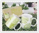 Beste Verkopende het Drinken van het Porselein Koppen in Bruine Doos