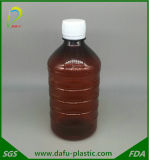 пластичная бутылка любимчика 250ml для жидкостной микстуры