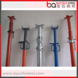 Stützbalken-Systems-Baugerüst-Stütze/justierbare Stahlstütze/Verschalung-Stütze