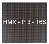 Cabina simple P3 de la pared de LED de visualización del precio barato de interior de la pantalla