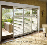 La ventana de cristal de las persianas del doble moderno del interior/el aluminio ciega Windows