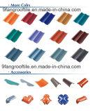 Строительные материалы, испанский случай проекта плитки крыши настилать крышу Китай