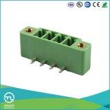 Blocchetto terminali maschio alimentabile dell'UL del Ce di rame dei perni MB1.5h/V3.81