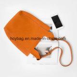 2016年のデザイナー肩の楕円形のハンドバッグの余暇の女性買物をするハンド・バッグHcy-A912