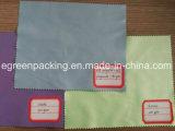 Microfiber Glas-Wischer-Tuch-kundenspezifischer Druck und Material