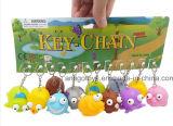 Миниые глаза Sourvenir пластичные Keychain хлопают вне игрушки выжимкы