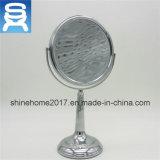 Espelho de desktop personalizado de cores, suporte do espelho retrovisor de mesa