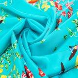 Geschenk-Quadrat gedruckter Silk Schal für Damen