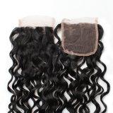 Da extensão por atacado do cabelo humano da fábrica cabelo humano brasileiro de Remy