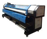 3.2mの大きいフォーマットDx5/Dx7 1440dpi Eco支払能力があるプリンターデジタル旗のステッカーの屋内屋外広告の印刷