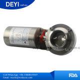 Pneumatischer Stellzylinder-Drosselventil-Schweißen des Edelstahl-Ss304
